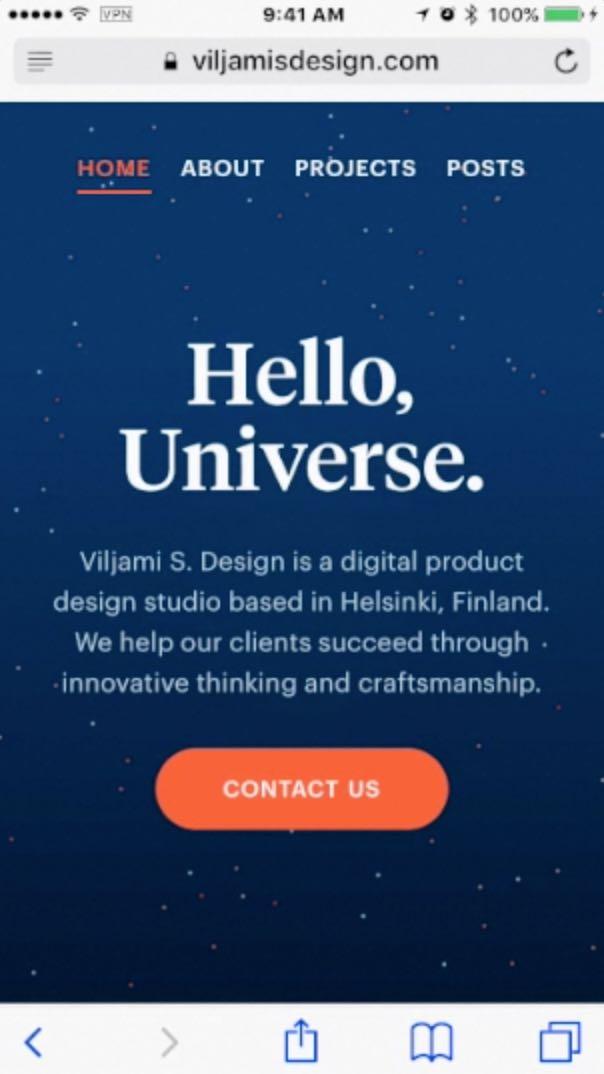 Responsive Design for Motion   WebKit