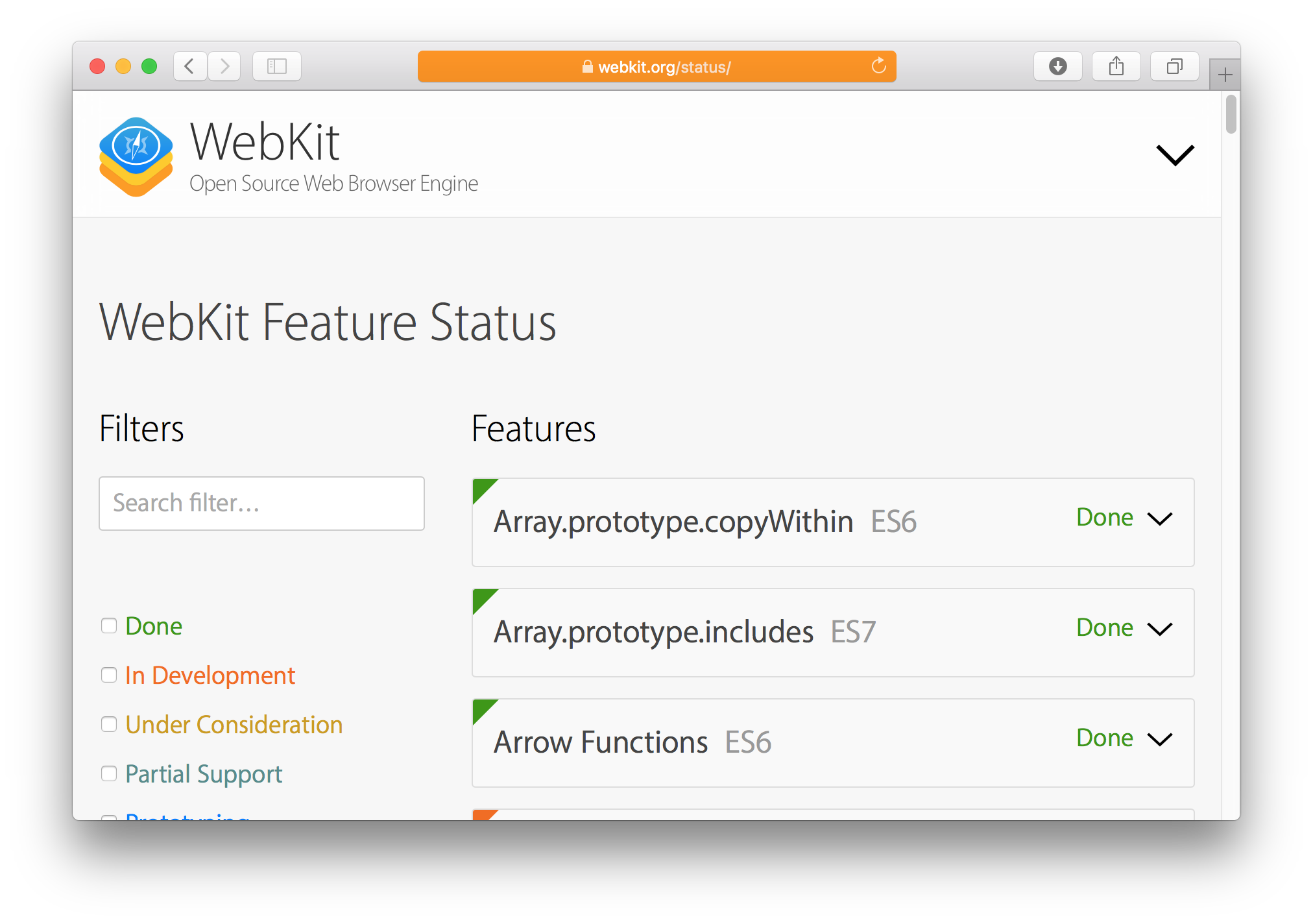 WebDriver Support in Safari 10 | WebKit